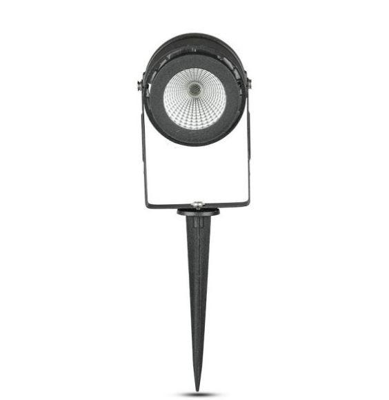 LED GARDEN LAMP 12W BLACK BODY 4000K