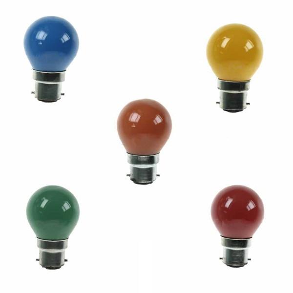 Mixed Pack 20 x 15w BC Coloured Golf Balls