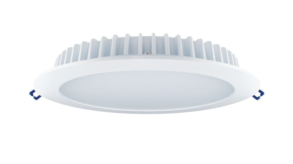 LED Dimmable Downlight 22w 245mm cut out 4K