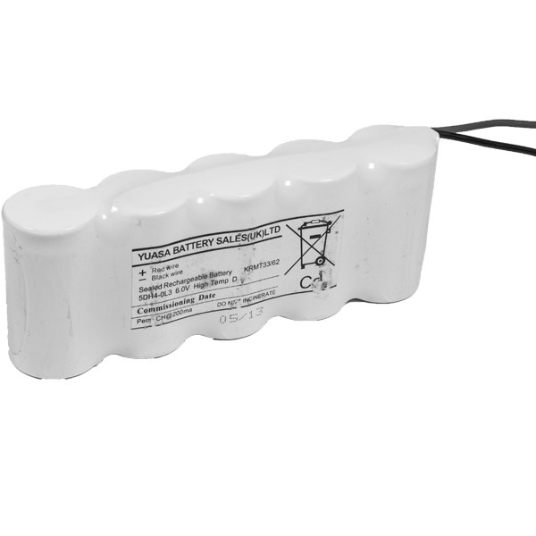 Emergency Lighting Ni-Cd 6.0v 4Ah 5DH4-0L3