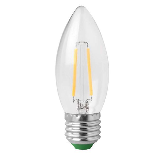 LED Filament Candle Megaman 3w E27 Clear