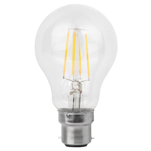 LED Filament Lightbulb Megaman Classic 5w BC