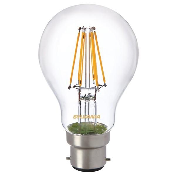 LED Filament Lightbulb SYLVANIA Toledo 4w BC