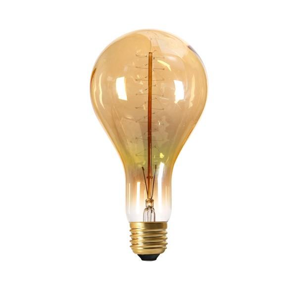 Giant Spiral Filament Lightbulb 200mm 24W E27