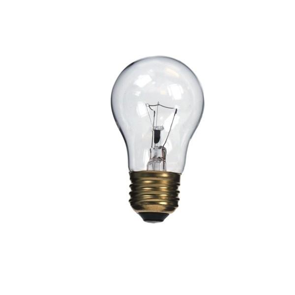 Appliance Lamp 240V 40W A15 E26 Clear
