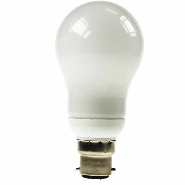 LOW ENERGY GLS 12W B22D 827