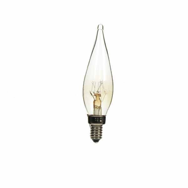 GRAND SIECLE GS1 25W E10 CLEAR 22X90MM