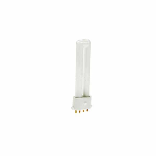 COMPACT FLUORESCENT PLS 7W 4 PIN 840 2G7