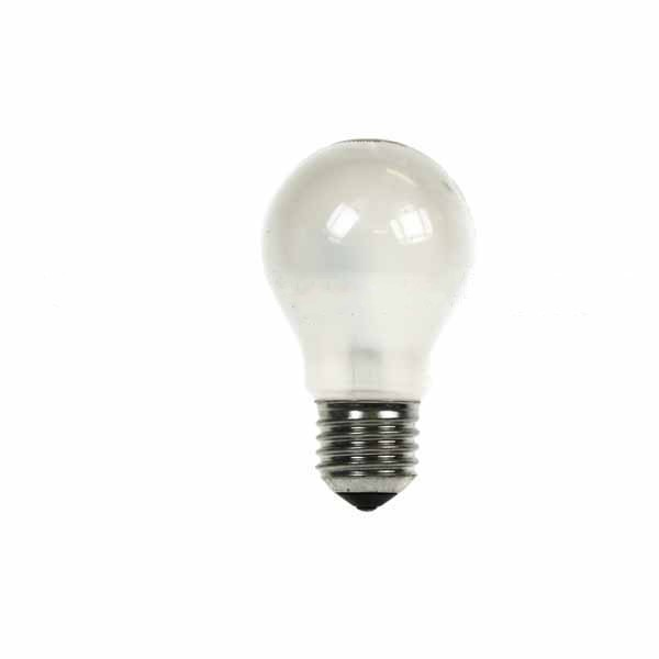 Light Bulb 240V 100W E27 Pearl Rough Service