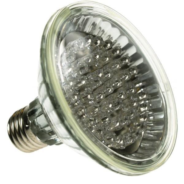 PAR30 LED SPOTLIGHT BULB E27 WHITE 24 LED