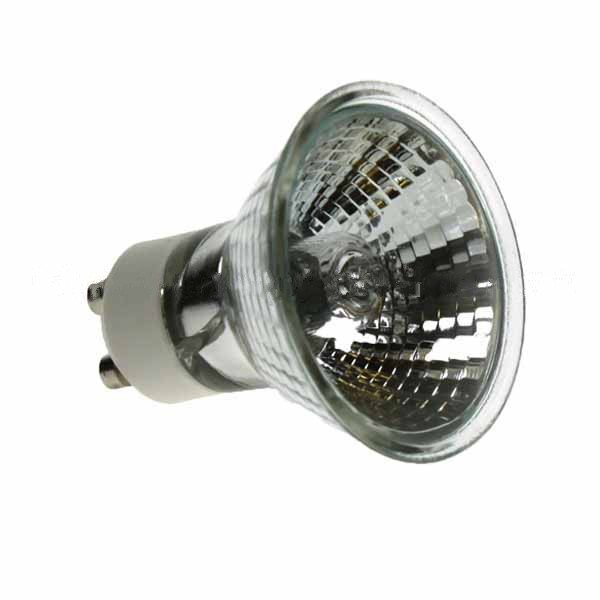 Halogen Spotlight 240v 50w Par16 Gu10 Flood Light Bulbs 55mm