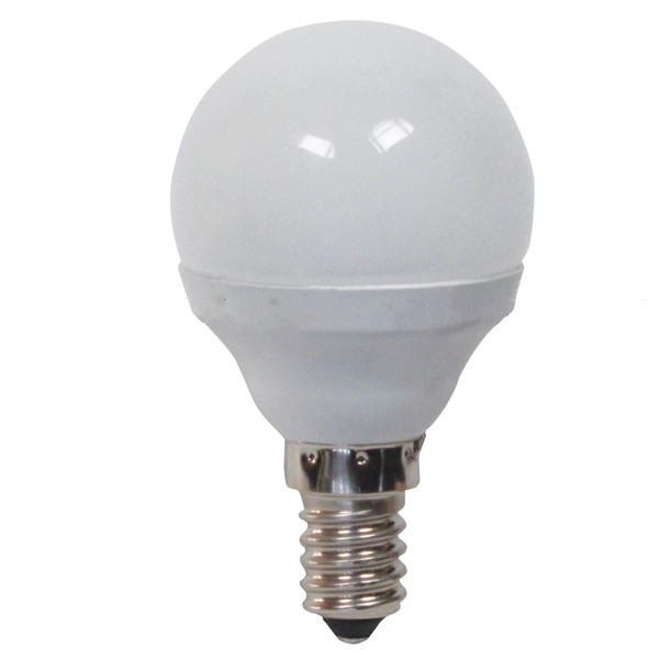 GE LED GOLF BALL 4.5W E14 FROSTED DIMMABLE