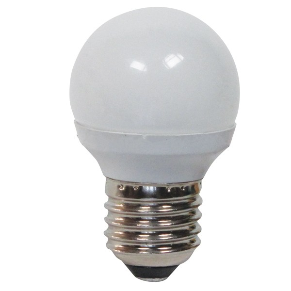 GE LED GOLF BALL 4W E27 FROSTED DIMMABLE