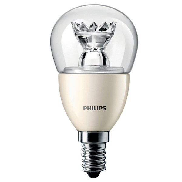 Philips Master LEDluster D 6W E14 827 P48 Cl