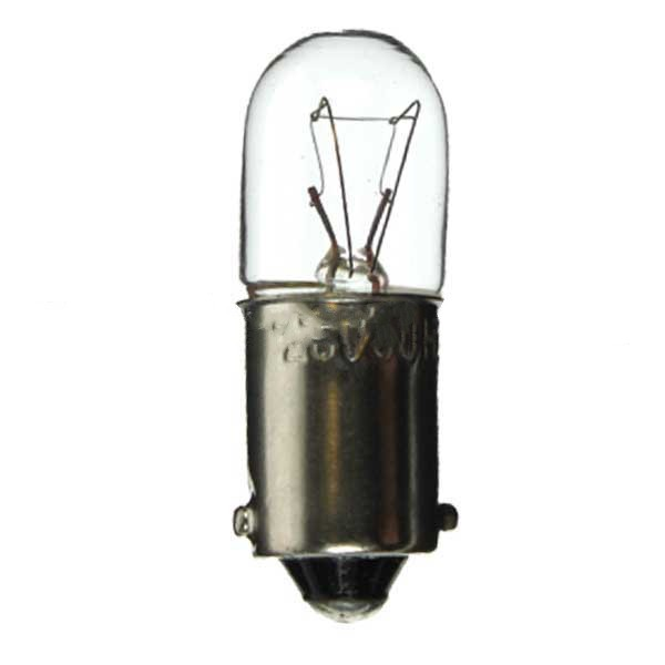 Panel Bulb 10X28MM 220V 9MA 2W BA9S