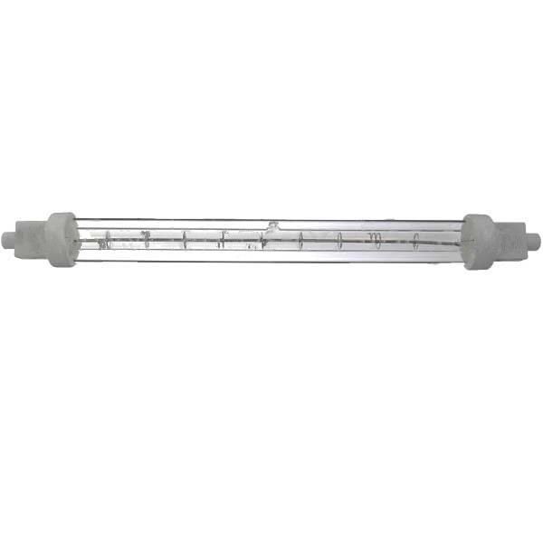 INFRA RED 240V 500W R7S CLEAR JACKET 219MM