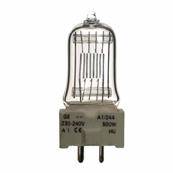 Projector Bulb 240V 500W GY9.5