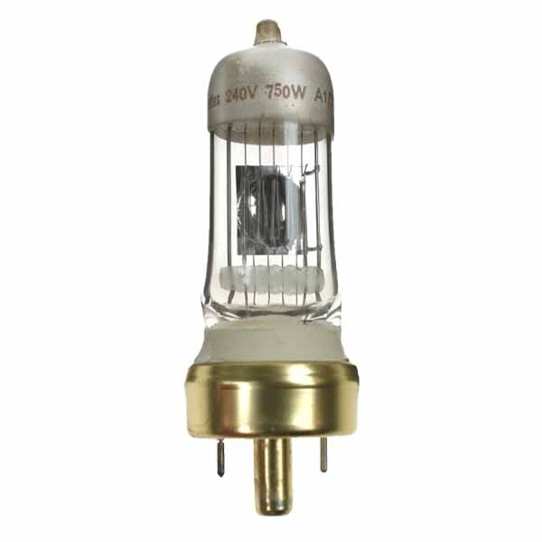 Projector Bulb 240V 750W G17T-7
