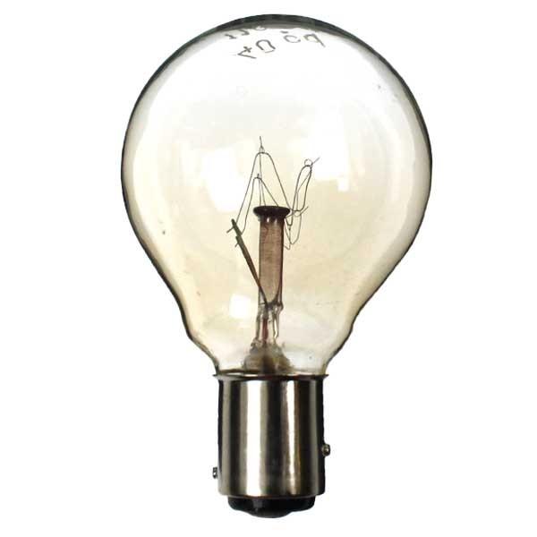 NAVIGATION LAMP 240V 25W 40CD BAY15D