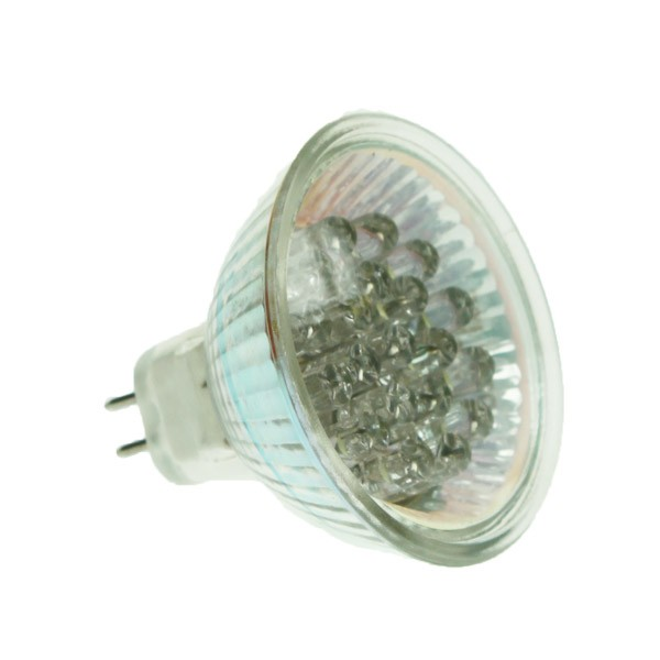 LED MR16 BULB GX5.3 WHITE 20 LED