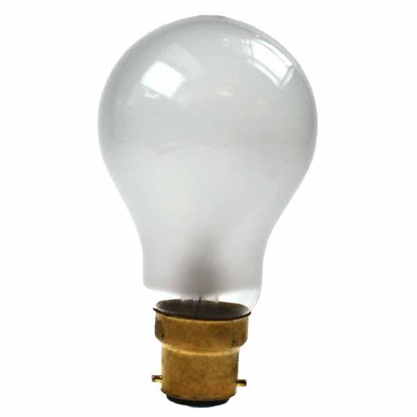 Enlarger bulb Photocrescenta PF603B 75W B22d