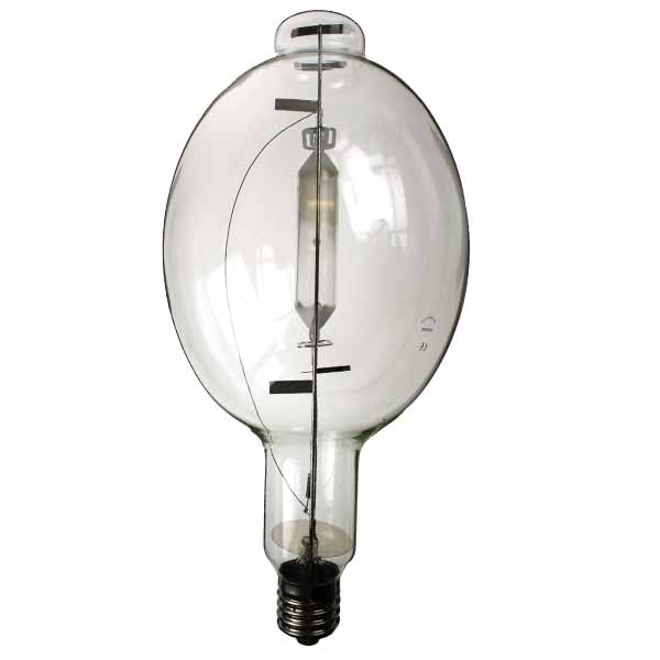 Metal Halide Multi Vapor MVR 1000W E40 Clear