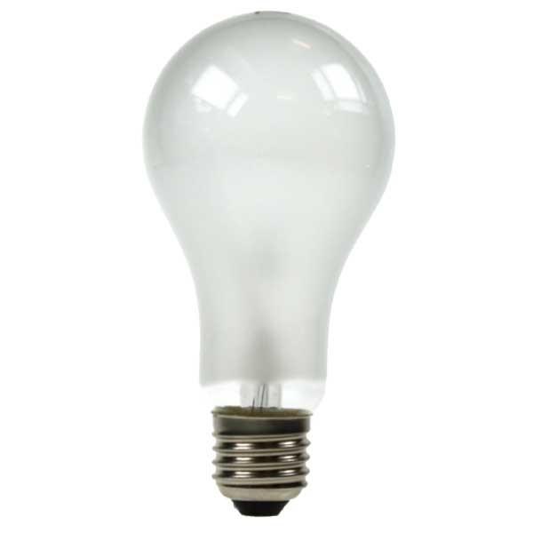 GLS Light Bulb 240V 200W E27 Pearl