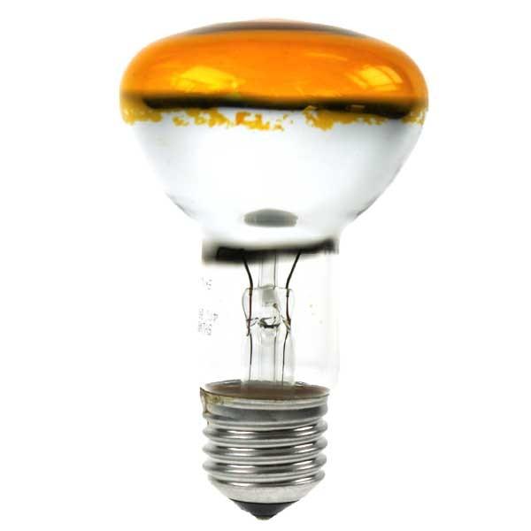 Reflector Spot R64 240V 40W E27 Yellow