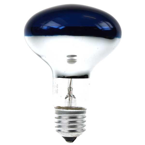 Reflector Spot R80 240V 60W E27 Blue