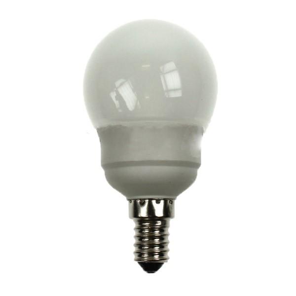 LOW ENERGY GOLFBALL 7W E14 827
