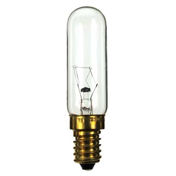 Oven Bulb 24V 25W E14 300 Degrees 22x48MM