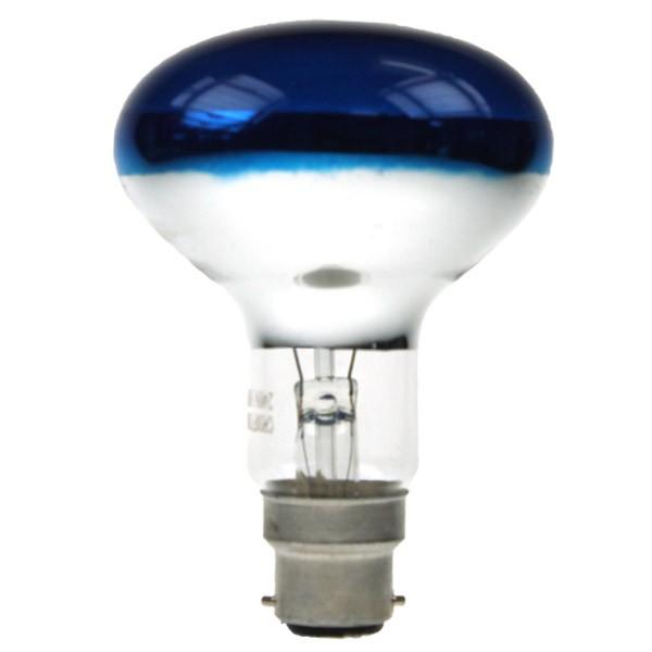 Reflector Spot R80 240V 60W B22D Blue