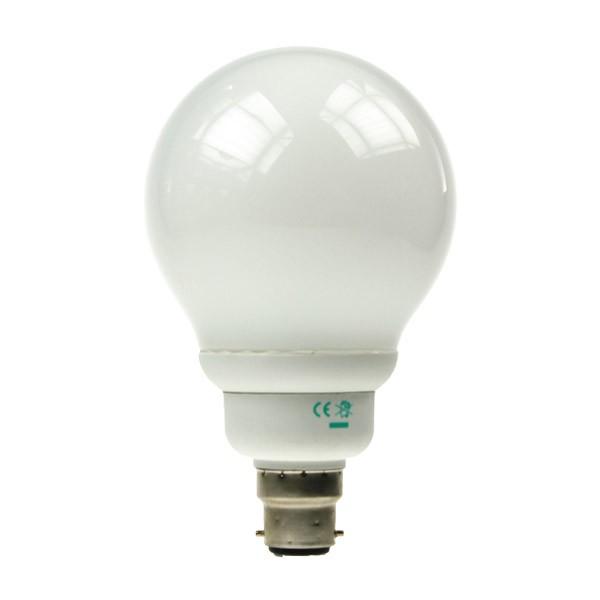LOW ENERGY GLOBE 15W B22D 827