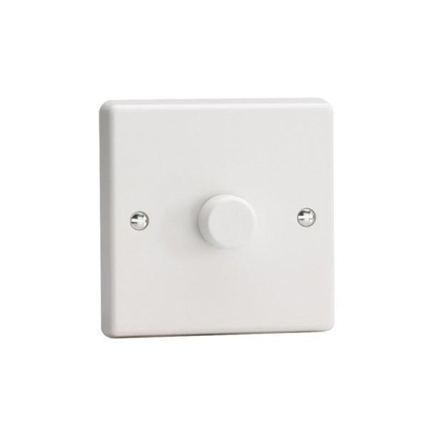 Varilight LED Dimmer V-PRO 1 Gang 0-100w