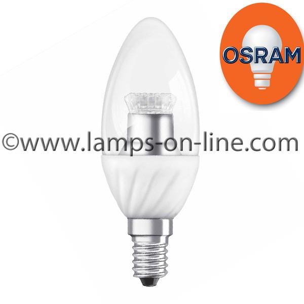 OSRAM PARATHOM CLASSIC B 15 CL 2W 827 E14