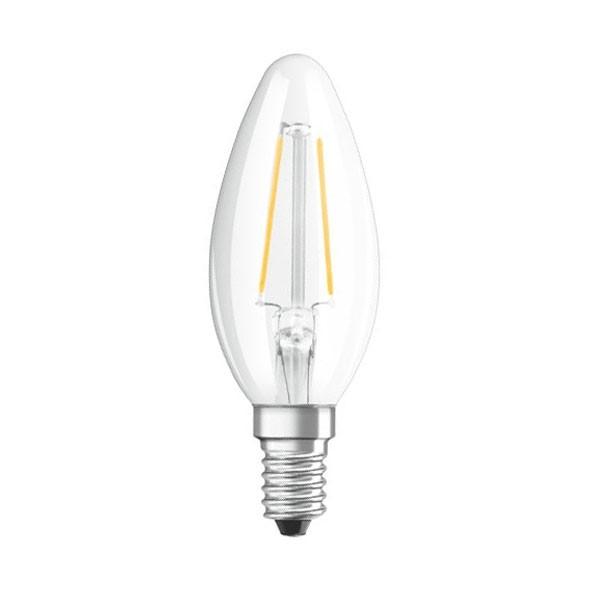 Osram LED Filament Candle 814851 1.6w-15w E14