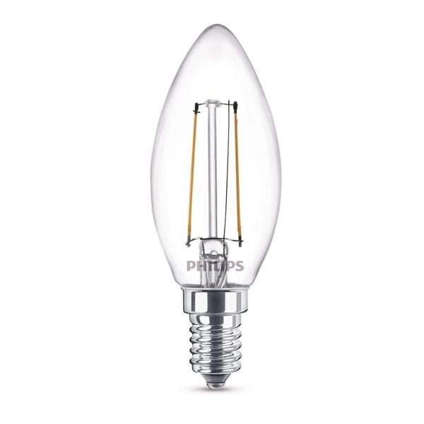 Philips Classic LEDCandle 4-25W E14 827