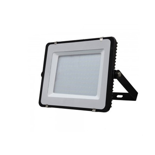 150W SLIMLINE LED FLOODLIGHT 6500K BLACK