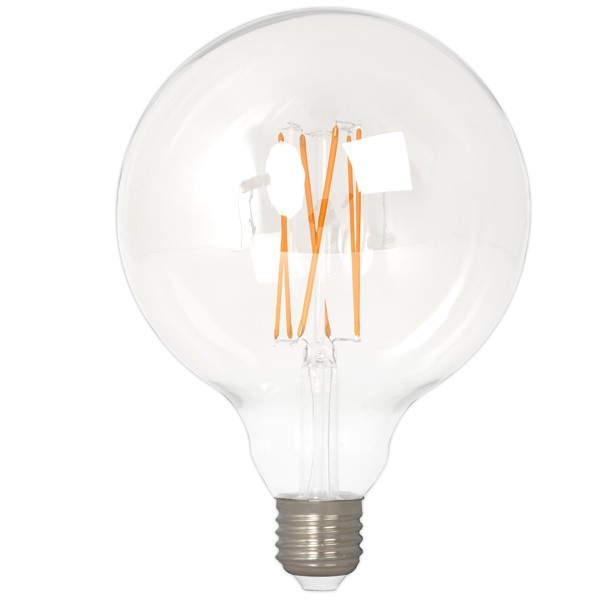 Calex LED Edison Globe 120mm 4w E27 Clear