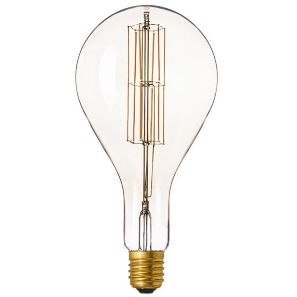 DECORATIVE LED GIANT BULB 11W E40 CLEAR
