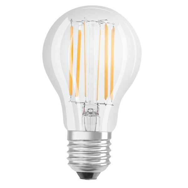 OSRAM LED Lightbulb 9w E27 Clear Dimmable