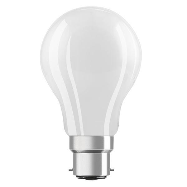 OSRAM LED Lightbulb 7w B22d Pearl DIMMABLE