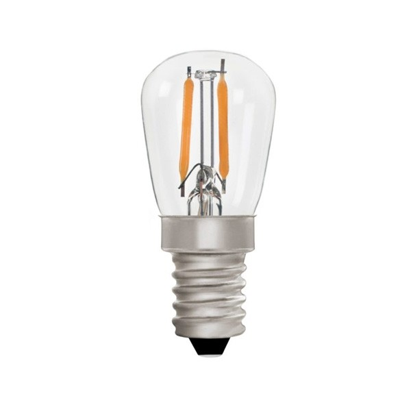 Vintage LED Pygmy 1w E14 Clear Dimmable