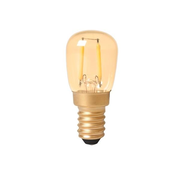 Vintage LED Pygmy 1.5w E14 Gold
