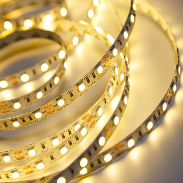V-TAC LED Flexible LED Strip Light Warm White