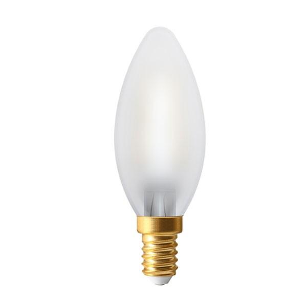 Girard Sudron Candle C35 LED Filament 2W Opal
