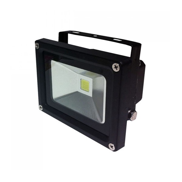10W LED FLOODLIGHT 100W REPLACEMENT BLACK