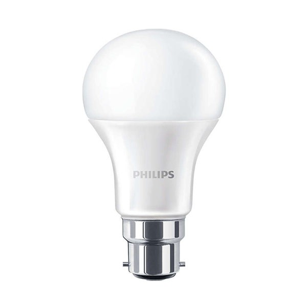 Philips CorePro LEDbulb ND 8-60W A60 B22 827
