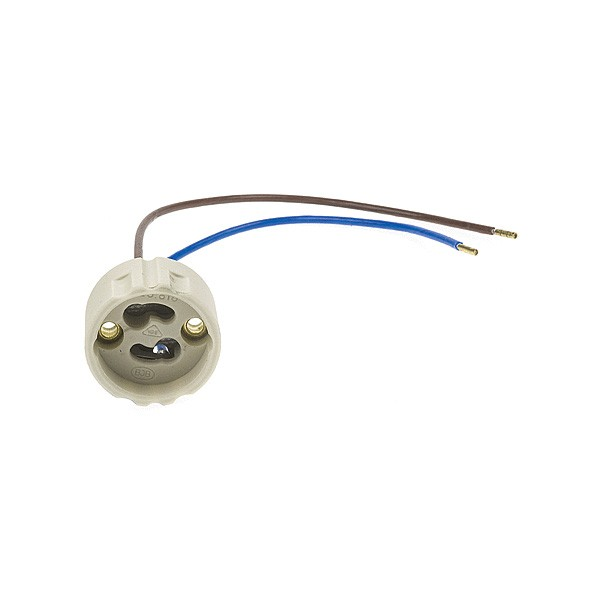 GU10 CERAMIC LAMPHOLDER