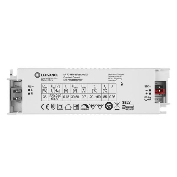OSRAM LED Driver DR PC-PFM-35/220 700ma